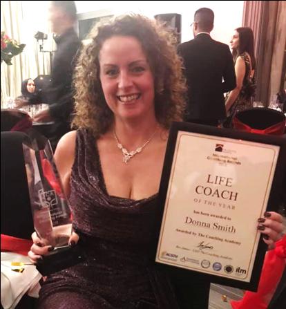 Life Coach Award